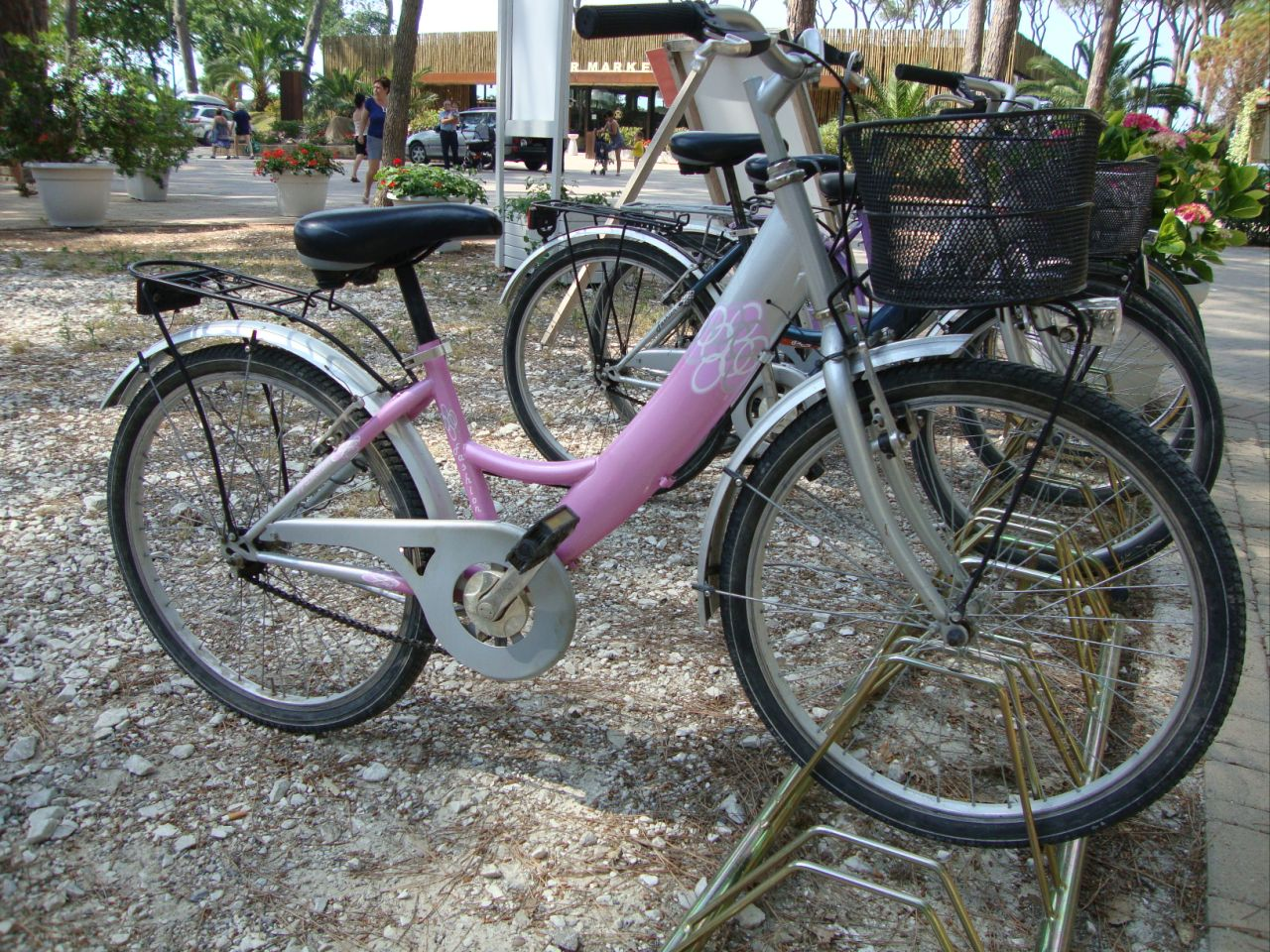 Bike rental park albatros san vincenzo Motor cycle rentals